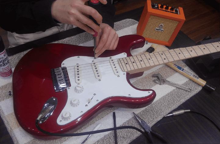 ギター解体SHOW